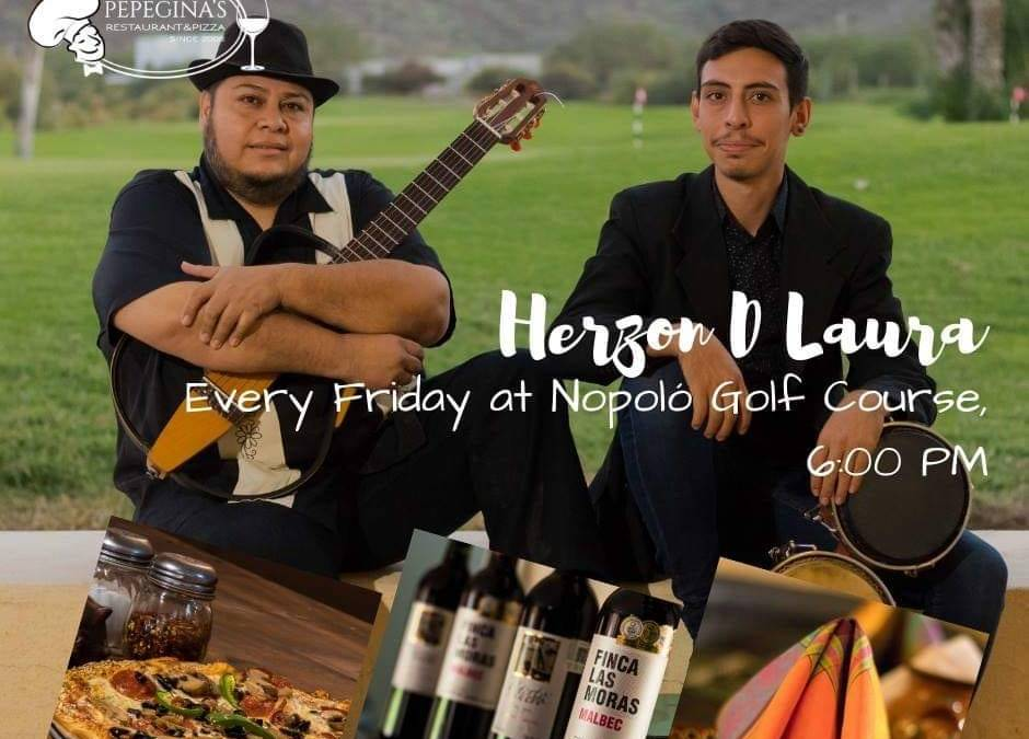 Live Music with Herzon D Laura