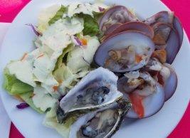 salad-clams