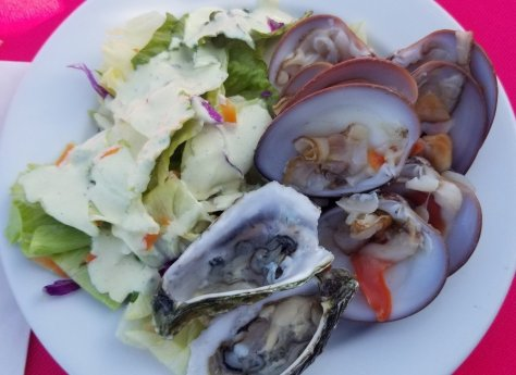 salad-clams