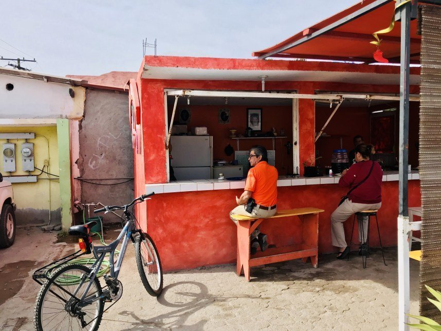 Very Nice Recap of Tacos in Loreto