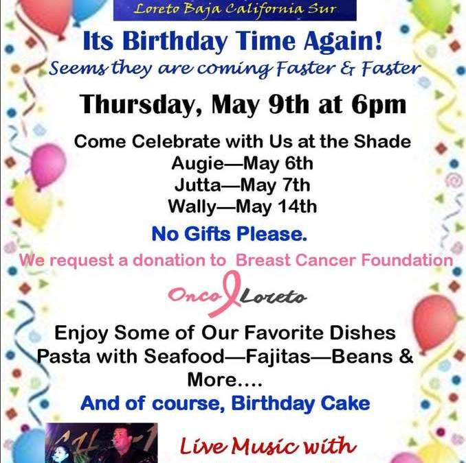 Augies Birthday Party
