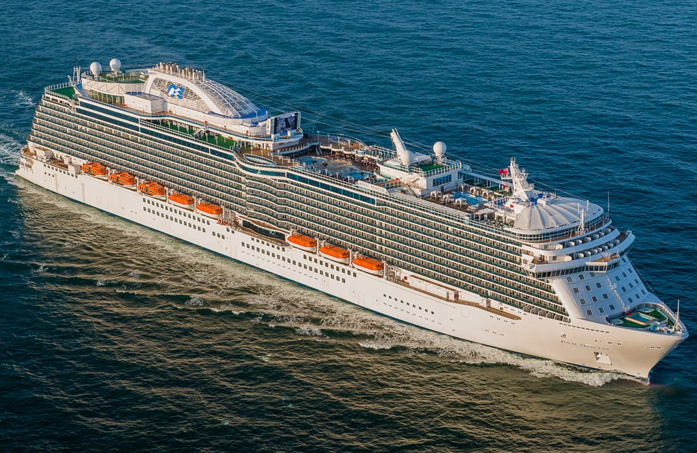 The Ships Are Coming to Loreto