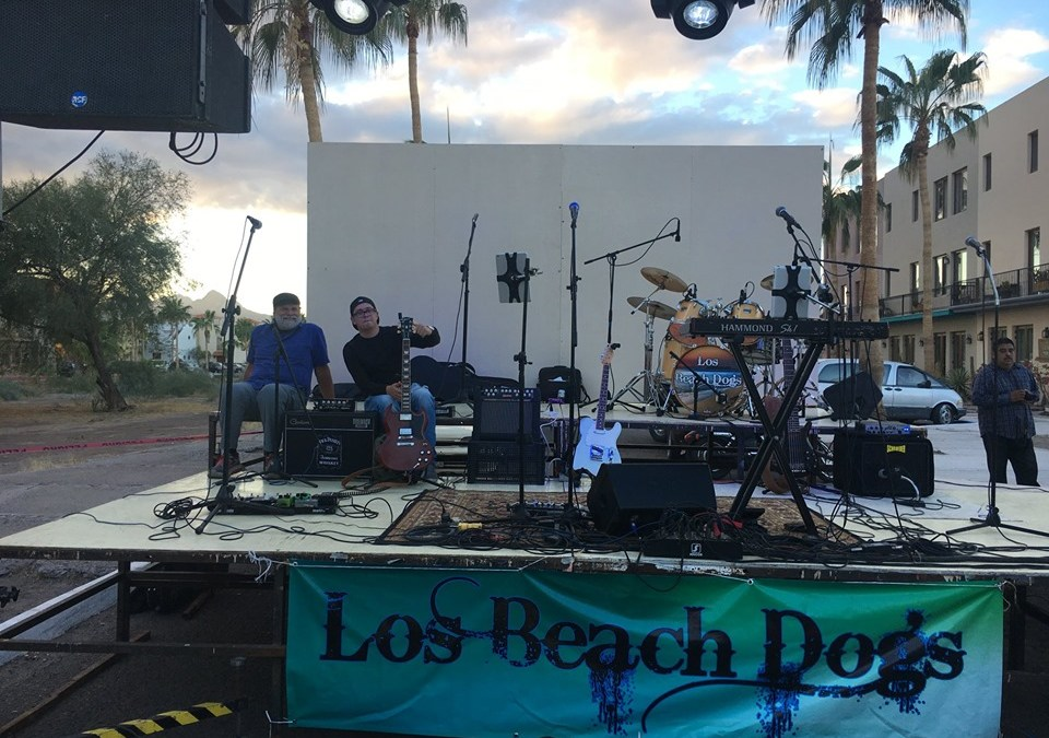Welcome Back Los Beach Dogs at Pedro's