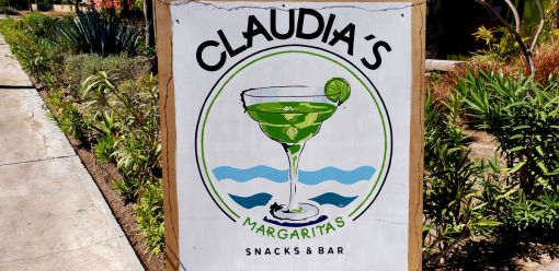 Claudia's Margaritas Snacks & Bar