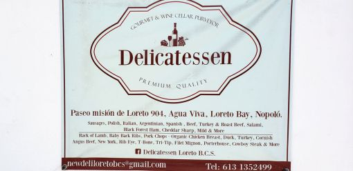 Delicatessen Loreto Bay