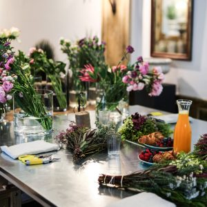 Cursos flores Loreto Aycuens