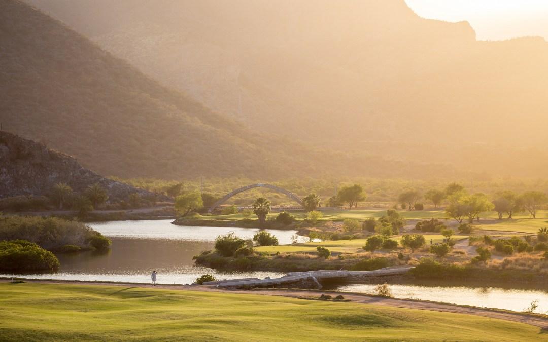 Golfing While Visiting Loreto Bay
