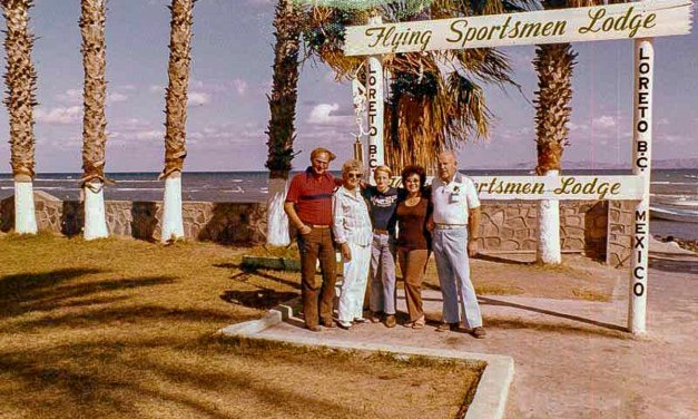 History of The Flying Sportsmen Lodge in Loreto