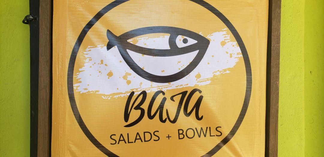 Baja Salads + Bowls