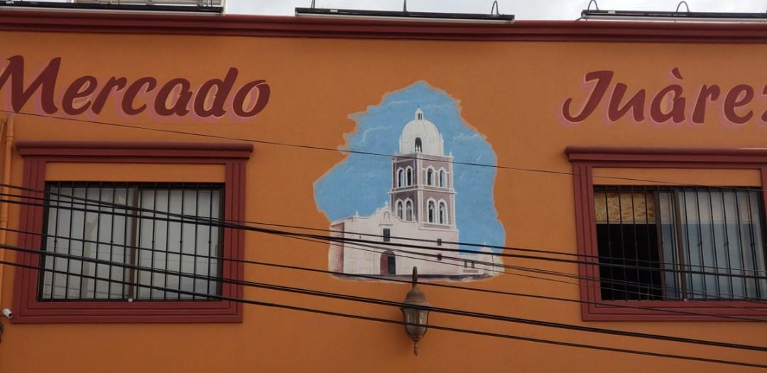 Mercado Juarez