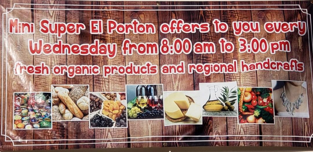 Mini Super El Porton Farmers Market