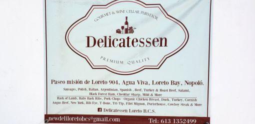 Delicatessen Loreto Bay