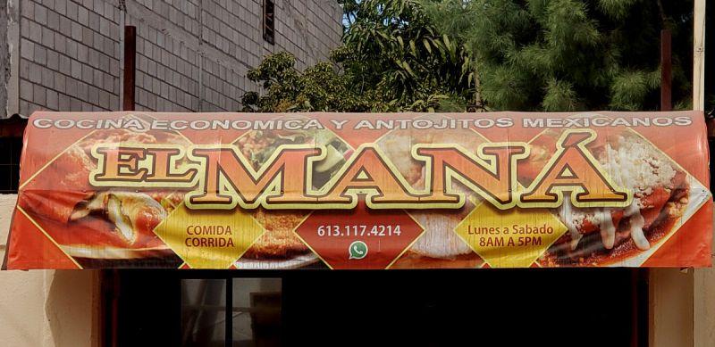 El Mana Loreto Mexico