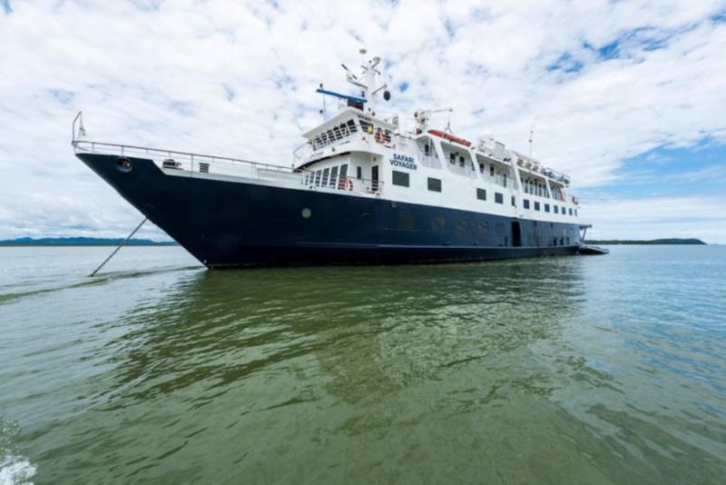 Safari Voyager Cruise Ship