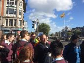 students-at-the-top-of-o-connell-street