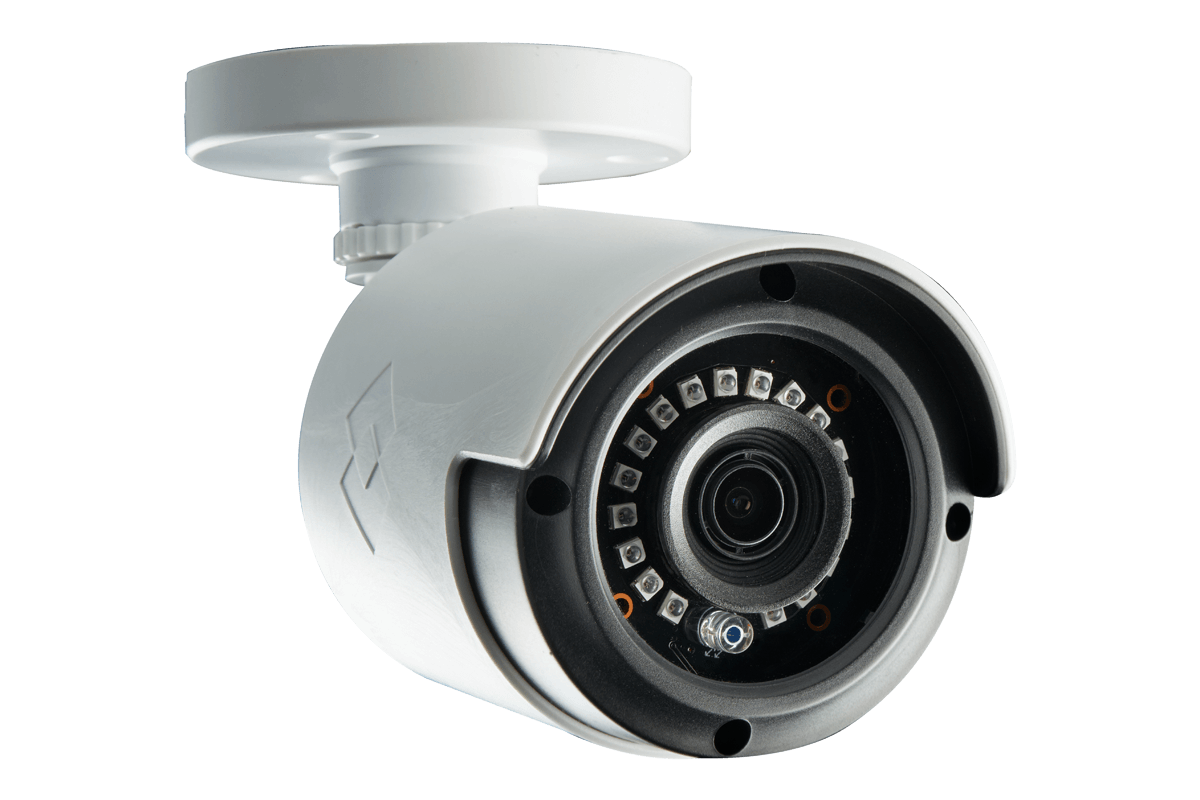 hight resolution of 4mp super high definition bullet security camera