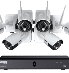 wire free security camera system [ 1200 x 800 Pixel ]