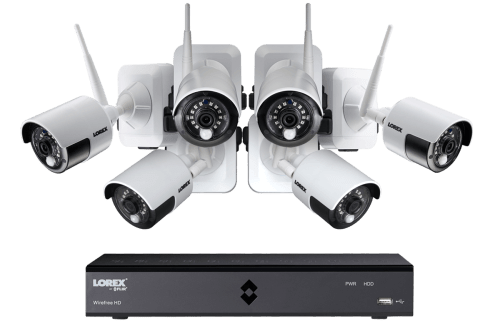 small resolution of wire free security camera system