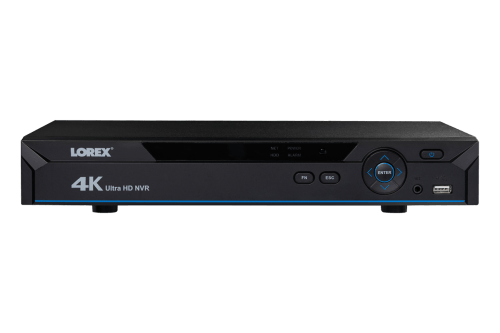 small resolution of 4k nvr with 8 channels and lorex secure remote connectivity