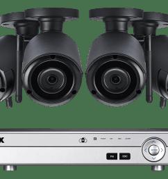 lx4455ww wireless security camera system from lorex [ 1200 x 800 Pixel ]