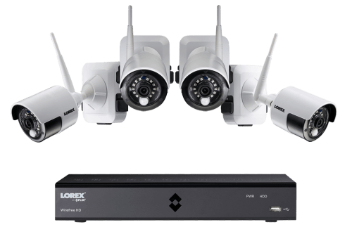 small resolution of wire free security system from lorex