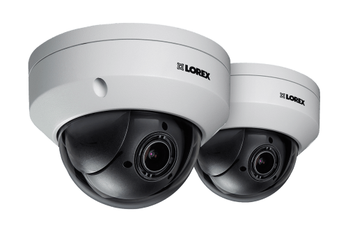 small resolution of mpx hd 1080p outdoor ptz camera 4x optical zoom with color night vision metal camera 2 pack lorex