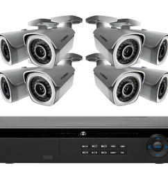 lorex poe camera wiring diagram 1080p security camera system with 16 channel nvr and 8 [ 1200 x 800 Pixel ]
