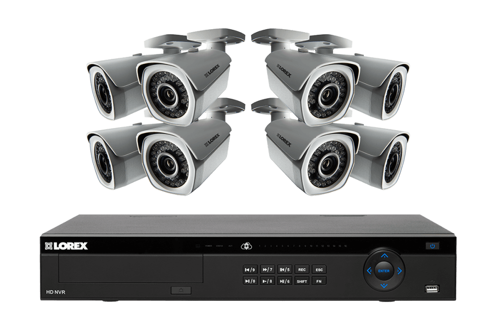 medium resolution of lorex poe camera wiring diagram 1080p security camera system with 16 channel nvr and 8