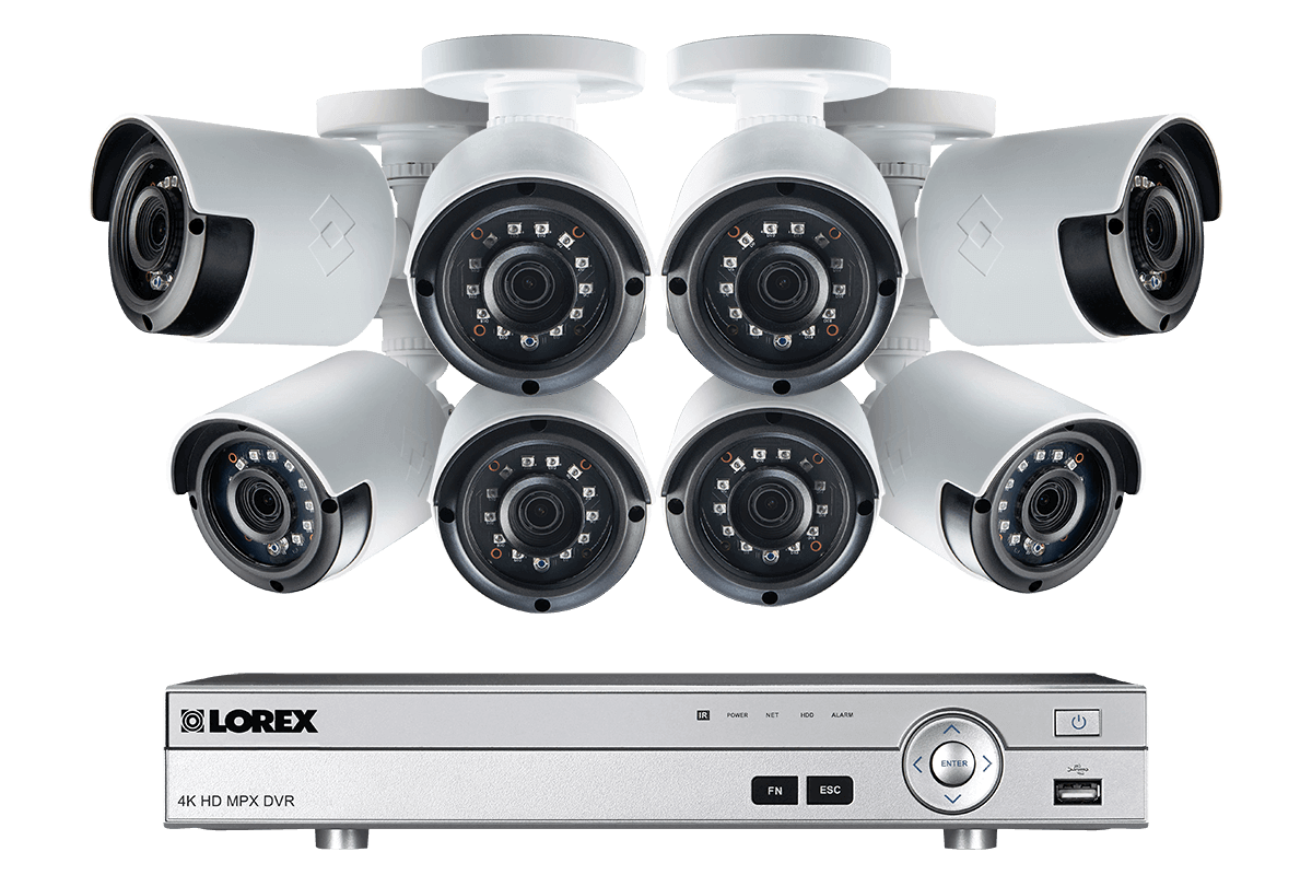 hight resolution of 1080p camera system with 8 channel dvr and 8 1080p outdoor security cameras 130ft night