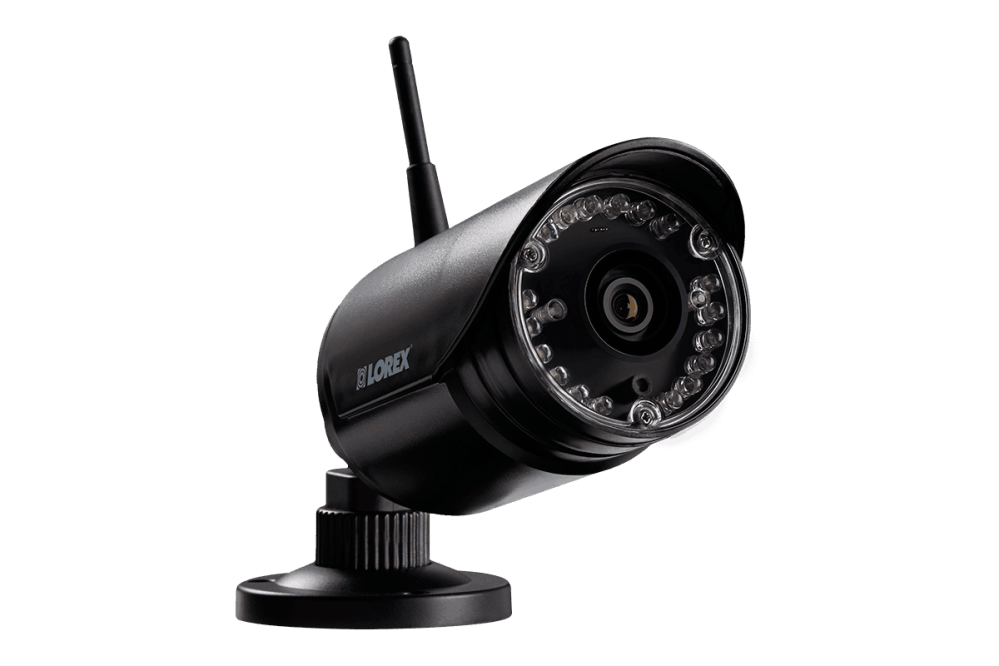 medium resolution of hd 720p outdoor wireless security camera 135ft night vision