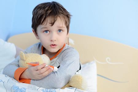 Частая боль в горле у ребенка