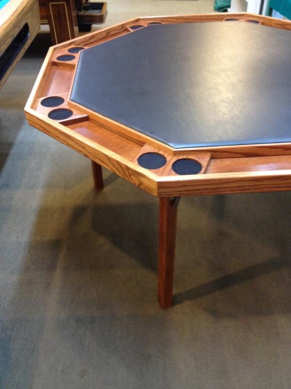 poker table with folding legs  Loria Awards
