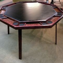 Play Table And Chairs Cowhide Sling Chair Poker With Folding Legs @ Loria Awards