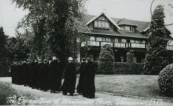 Ceperley House and the Benedictine Monks