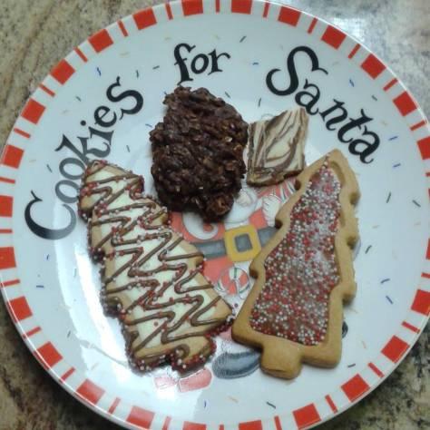 Christmas Eve Cookies Lori Ann Bailey