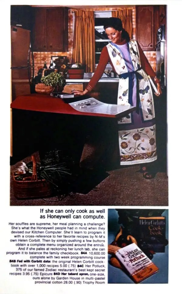 Honeywell Woman