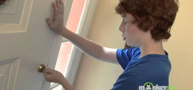 Boy locks door repeatedly so what does your friend with OCD need from you?