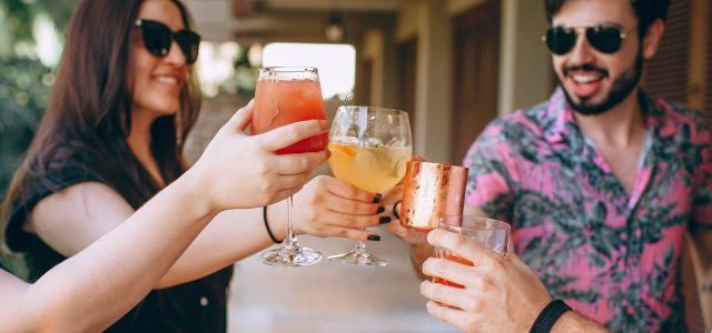 Gender-related psychiatric conditions can be triggered by abstinence after heavy and prolonged alcohol use.
