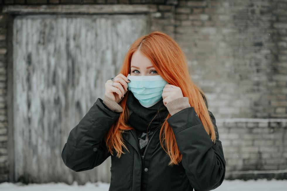 Wearing a mask is adaptability in the pandemic and it's worth it for this woman.