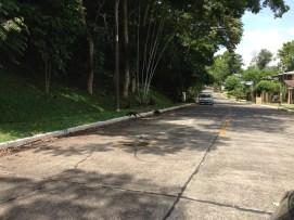 Los Rios, Canal Zone