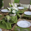 When creating a tablescape you want to select a theme by using