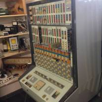 MAF: analog computer from the Czech Republic, previously used in a nuclear powerplan
