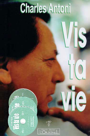 Vis ta vie - CD audio