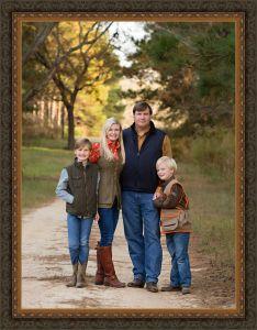 Dr. Ruthie Crider Family