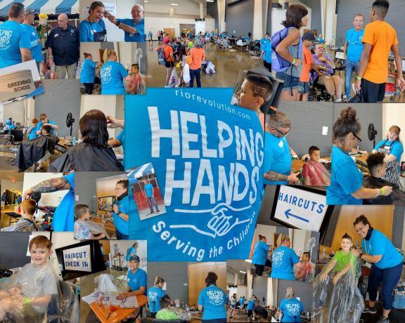 Helping Hands, Maryville, TN, Revolution Church