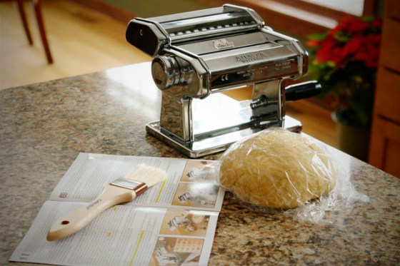 2013 New Year's Resolutions: Learn to Make Pasta