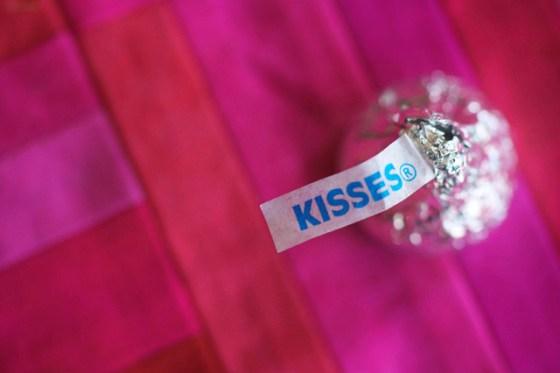 Hershey Kiss, Valentine's Day, Valentine, Hand Dyed Fabric, Quilt