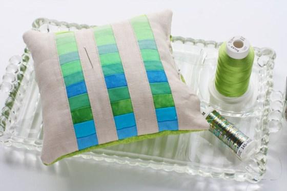 Pin cushion tutorial