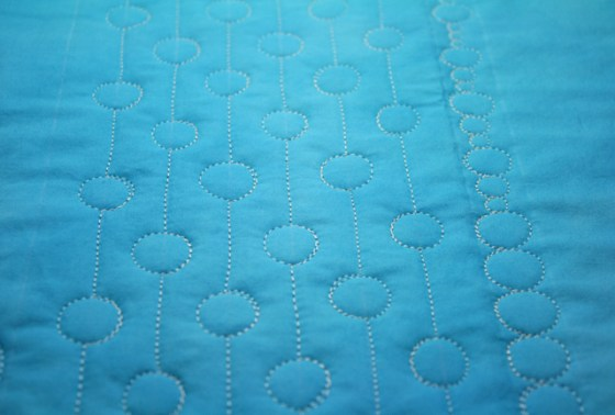 Free Motion Quilting Circles Tutorial