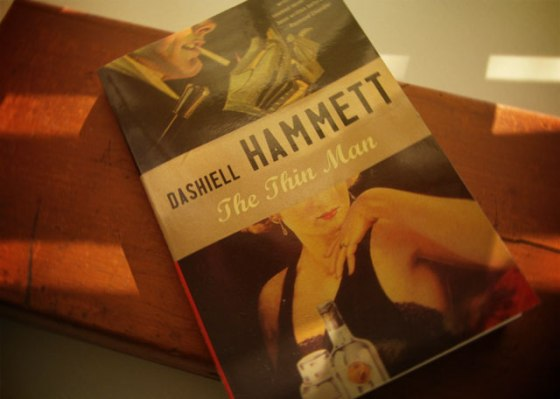 Dashiell Hammett, The Thin Man, Reading